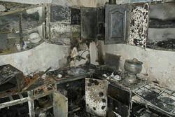 7 قتلى و8 جرحى إثر انفجار مواد قابلة للاشتعال في مدينة  اردبيل