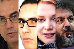 آرش دادگر، الهام پاوه نژاد، محمد مساوات، ناصر حسینی