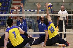Iran wins title at paravolley Asia Oceania C'ships