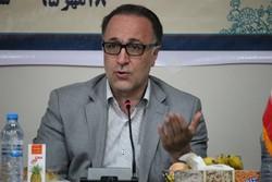 مرتضی آبدار مدیر کل میراث فرهنگی، صنایع دستی و گردشگری آذربایجان شرقی