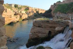 کانالها و آبراههای تأمین آب آسیابهای شوشتر مرمت میشود