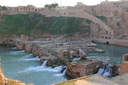 تعویض و بهروزرسانی تابلوهای محوطه سازههای آبی تاریخی شوشتر
