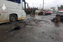 33 people killed in Damascus twin blasts