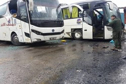 A number of civilians killed, injured in terrorist attack in Damascus
