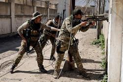 جنگ تک تیراندازها در موصل