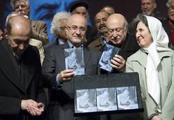 Heshmat Sanjari's 100th birthday celebration
