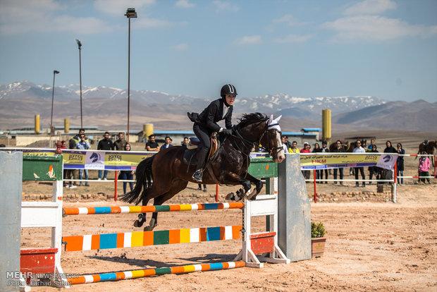 İran'da at yarışları