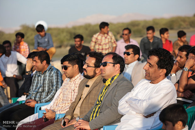 Houri tournament in Qeshm
