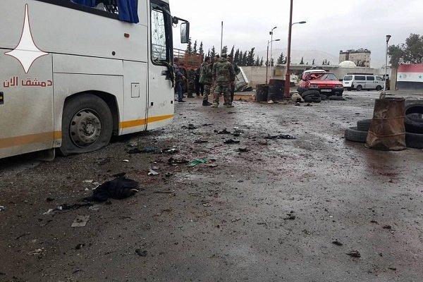 """Şam'daki terör saldırıları ardından """"Bab Müsella"""""""
