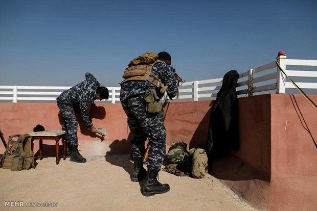 القوات العراقية تسيطر على ثلث غرب الموصل