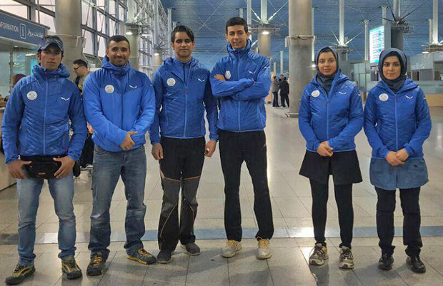 Ski mountaineers collect 6 medals in Asian Cup