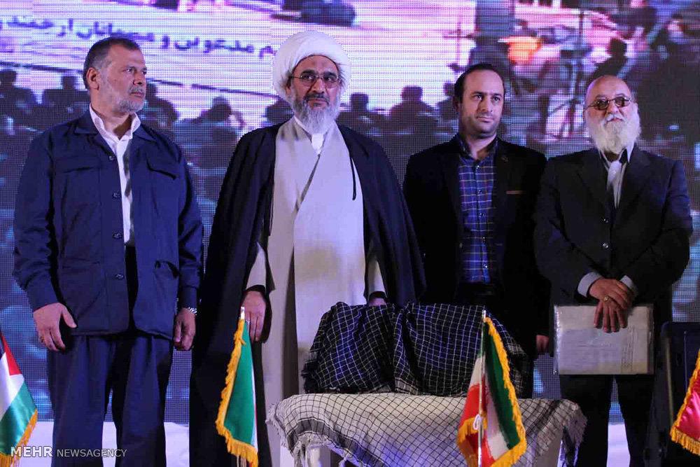 سومین کنگره بوشهر دو قرن مقاومت در برابر استکبار