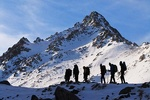 کوهنوردی؛ورزشی به بلندای تاریخ همدان/پناهگاه«کلاغ لانه»فرسوده است