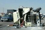 حوادث رانندگی در استان سمنان۱۳مجروح بر جای گذاشت/ ۴نفر جان باختند