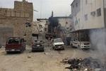 VIDEO: Saudi armored vehicles raid on civilian residence in Qatif