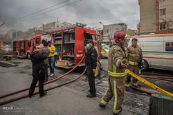 حریق ناشی از اختلاف زن و مرد، ۳ نفر را در اهواز سوزاند