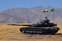 'Karrar' tanks passing final tests by Army Ground Forces