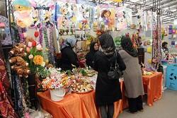 دستفروشان اردبیلی غرفهدارمیشوند/برپایی بازارچه نوروزی درشورابیل