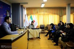 نشست خبری رئیس انجمن صنفی کارگری مترجمان شهر تهران