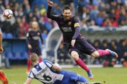 برشلونة يتلقى ضربة موجعة من ديبورتيفو لاكورونيا