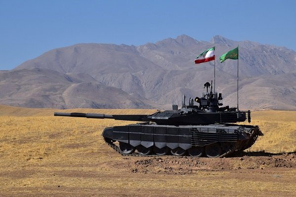 Iran unveils highly-advanced Karrar Tank