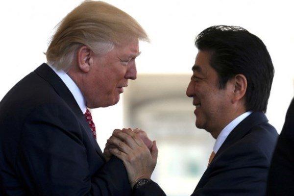 سایه ترامپ بر ارتش ژاپن/ساموراییها برای عمو سام شمشیر میزنند
