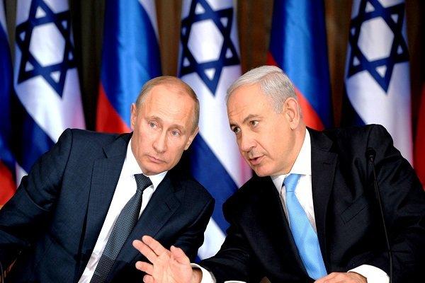 بوتن نتانياهو
