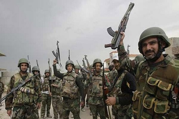 Syrian army liberates 228 settlements from ISIL since Jan.