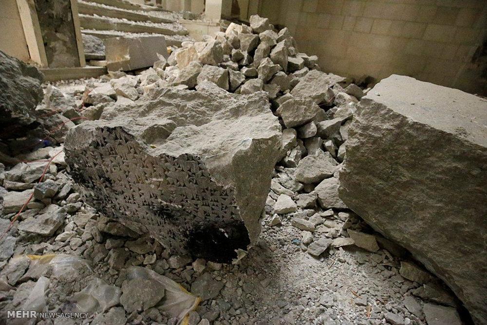 پس گرفتن موزه موصل از دست داعش