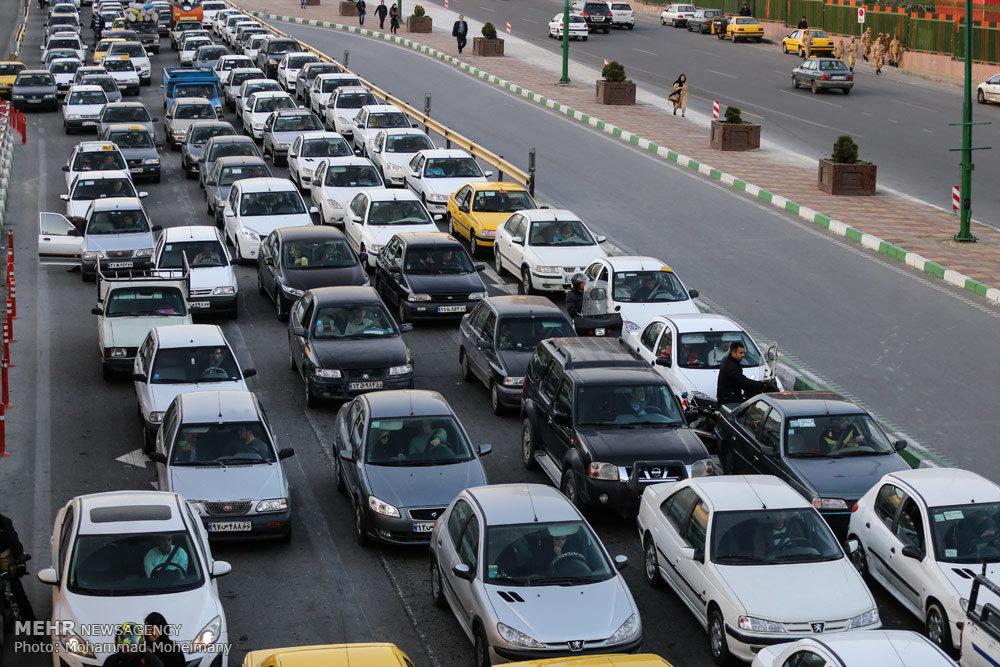 پارکینگی به وسعت تهران