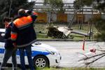 استنبول میں چھوٹا طیارہ رن وے پر گر کر تباہ