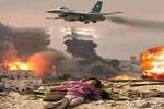 ۱۸ شهید در جدیدترین یورش جنگنده های سعودی به صعده یمن