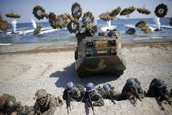 تدريبات عسكرية مشتركة واسعة لكوريا الجنوبية والولايات المتحدة