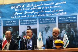 والیبال ایران نیاز به تغییر نسل دارد/ نمیتوانم قول دروغ بدهم