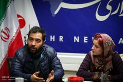 نشست مستند دیپلماسی شکست ناپذیر آقای نادری