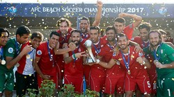 beach soccer Iran
