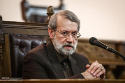 اعادة انتخاب علي لاريجاني رئيساً لمجلس الشورى الاسلامي