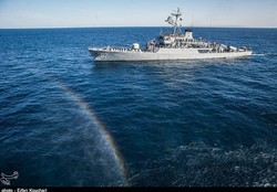 Two Iranian warships enter Gulf of Aden