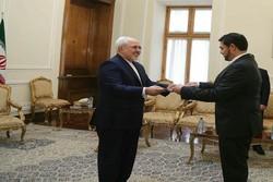 سفیر جدید مکزیک در ایران