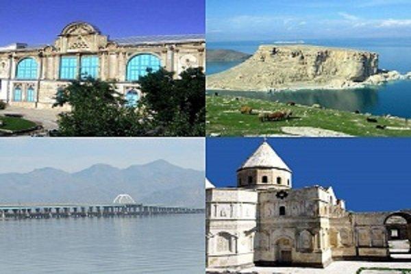 ۳.۹ میلیون نفر از جاذبه های گردشگری آذربایجان غربی دیدن کردند