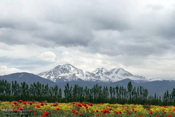 """""""جبل سبلان""""  على قائمة اليونسكو للآثار التاريخية"""