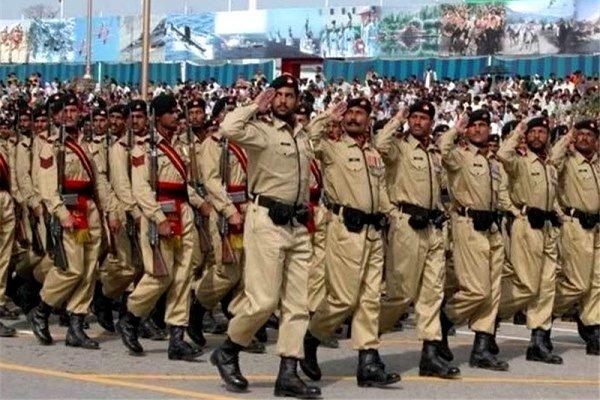 ارتش پاکستان