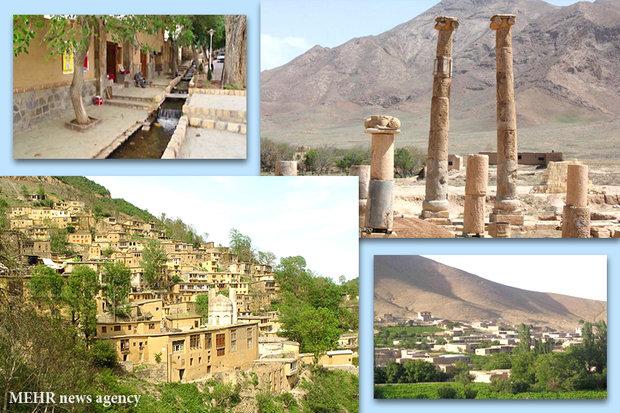 سرزمین آفتاب گنجینه روستاهای کهن و باستانی/ از سیاوشان تا آتشکوه