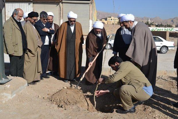 آئین درختکاری ویژه گرامیداشت شهدای روحانی در شاهرود برگزار شد - خبرگزاری  مهر | اخبار ایران و جهان | Mehr News Agency