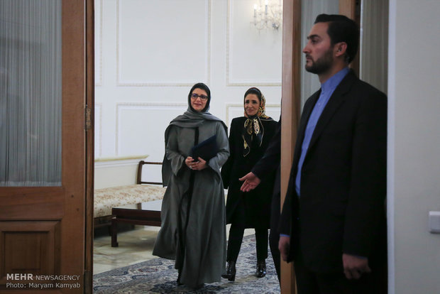 عکس سیاسی عکس جواد ظریف خنده جواد ظریف بیوگرافی جواد ظریف