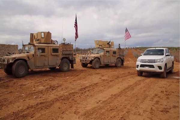 'ABD Suriye'nin kuzeyinde yeni üs kuruyor' iddiası
