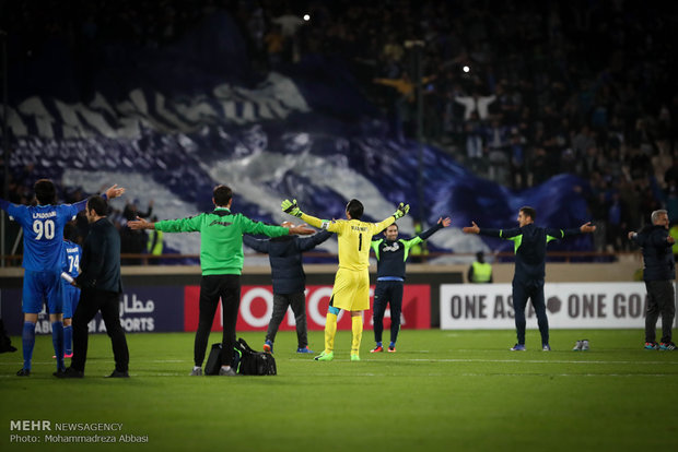 Esteghlal takımının Asya başarısı