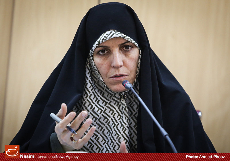 Women can promote purchase of made in Iran goods: female VP