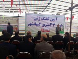قطار آرزوهای کرمانشاهیان بعد ازعید میرسد/افتتاح طرح ملی گرمسیری
