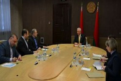 Iran, Belarus discuss ways to expand relations